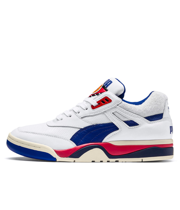 Puma Palace Guard OG Sneakers 36958701 White Surf The Web Red